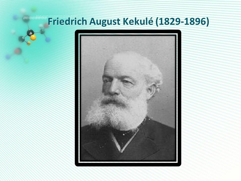 Friedrich August Kekulé (1829-1896)
