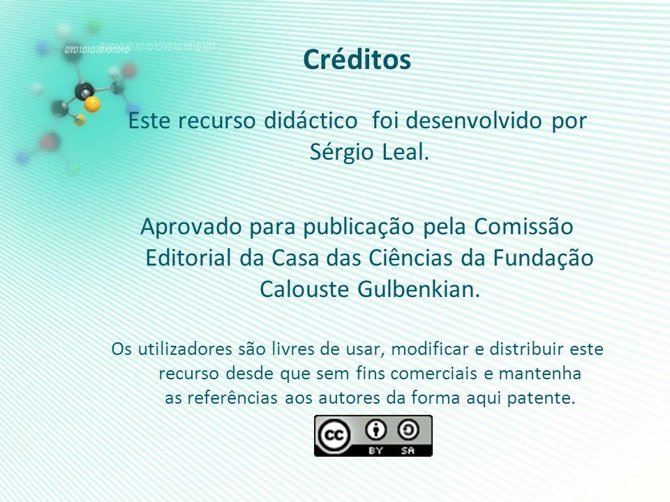 Este recurso didáctico foi desenvolvido por Sérgio Leal.