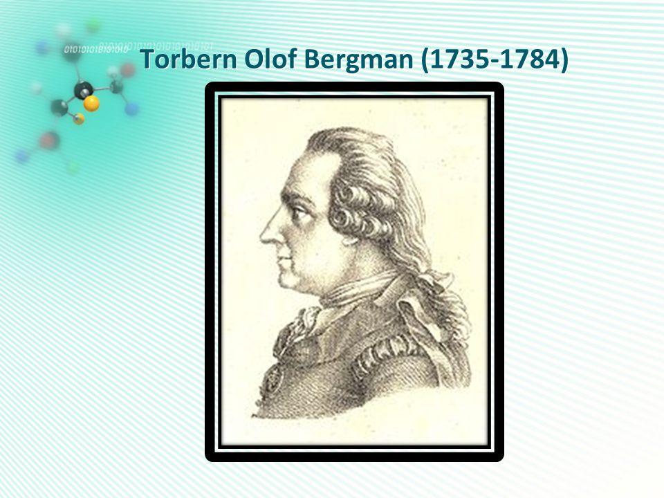 Torbern Olof Bergman (1735-1784)