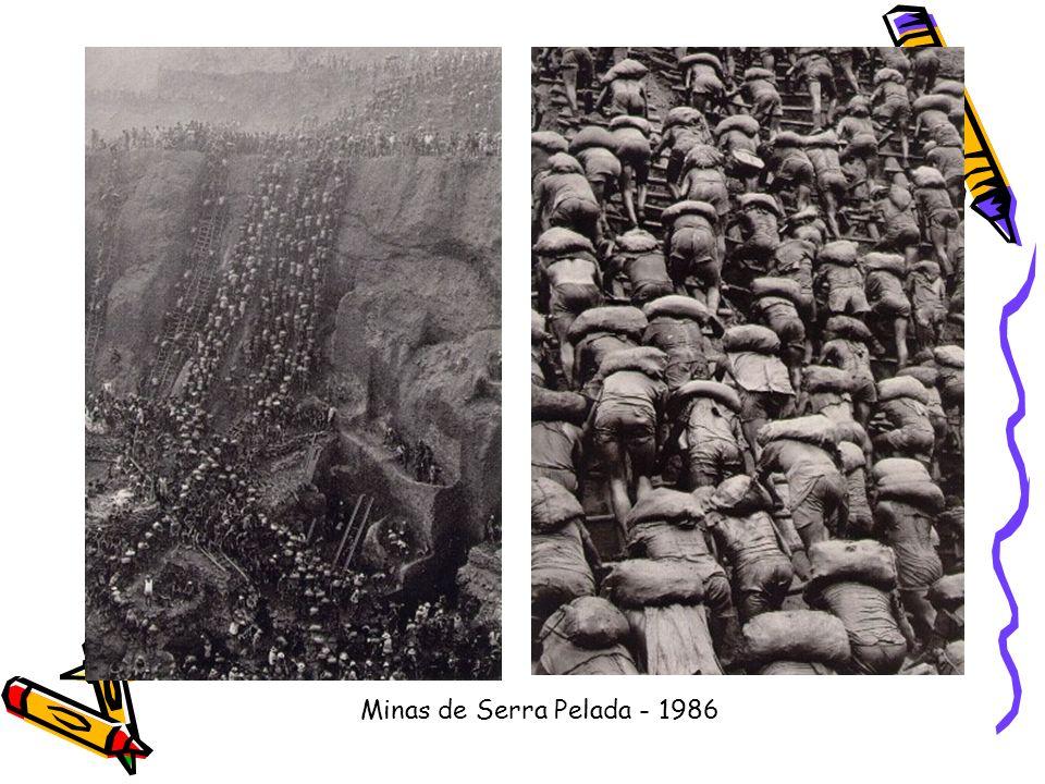 Minas de Serra Pelada - 1986
