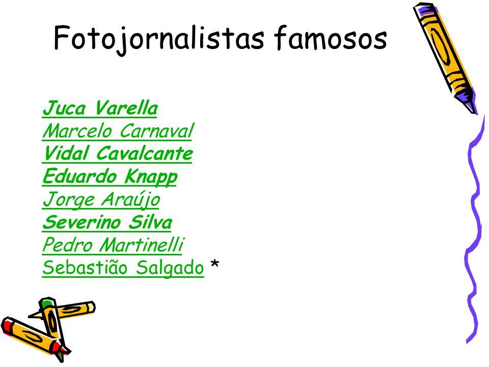 Fotojornalistas famosos