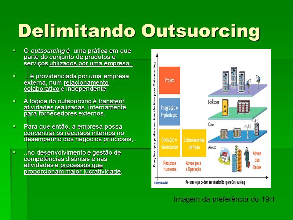 Delimitando Outsuorcing