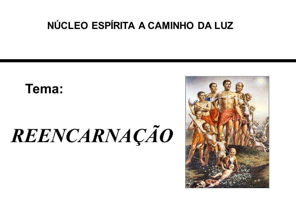 NÚCLEO ESPÍRITA A CAMINHO DA LUZ