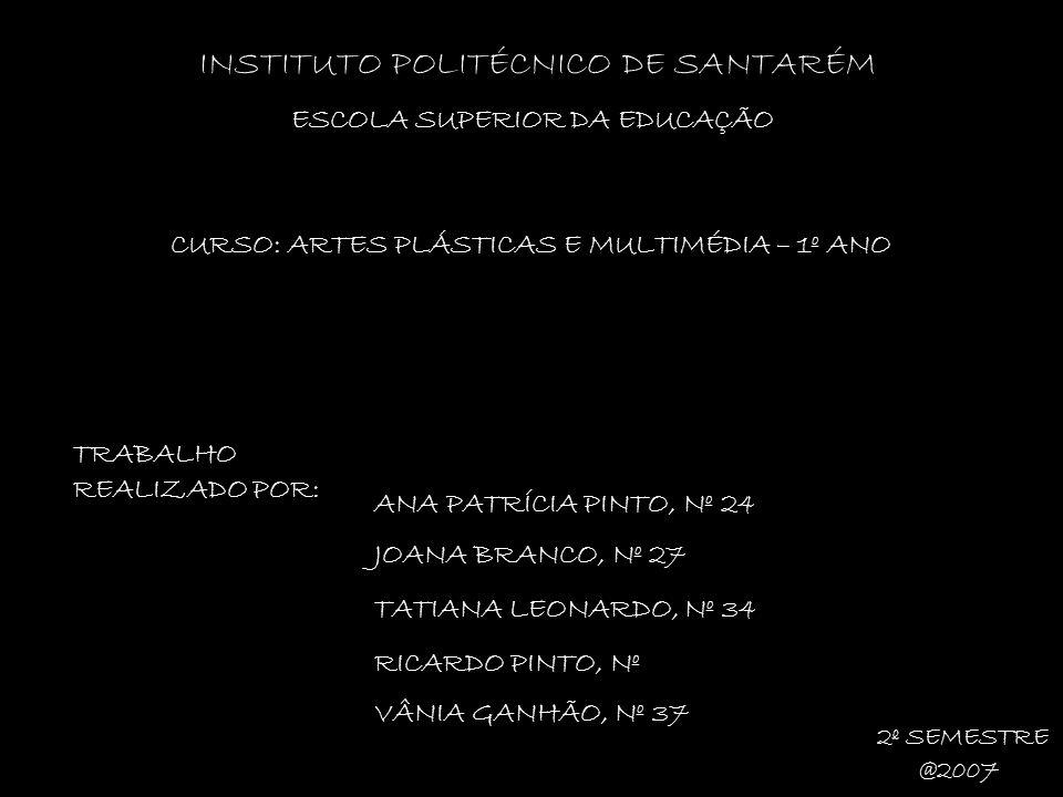 INSTITUTO POLITÉCNICO DE SANTARÉM