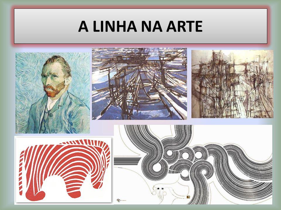 A LINHA NA ARTE
