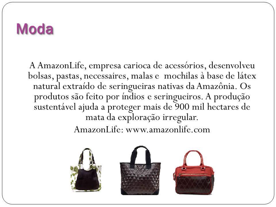AmazonLife: www.amazonlife.com