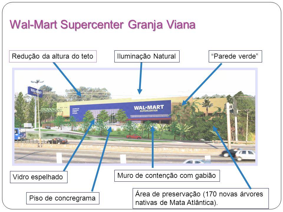 Wal-Mart Supercenter Granja Viana