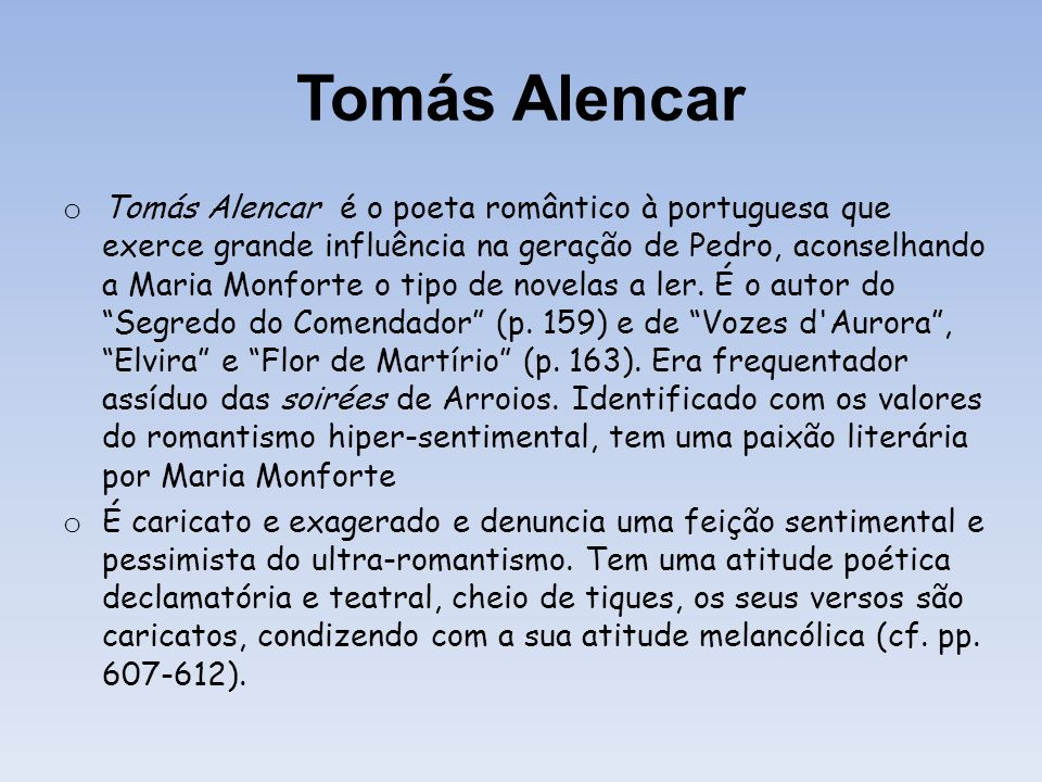 Tomás Alencar