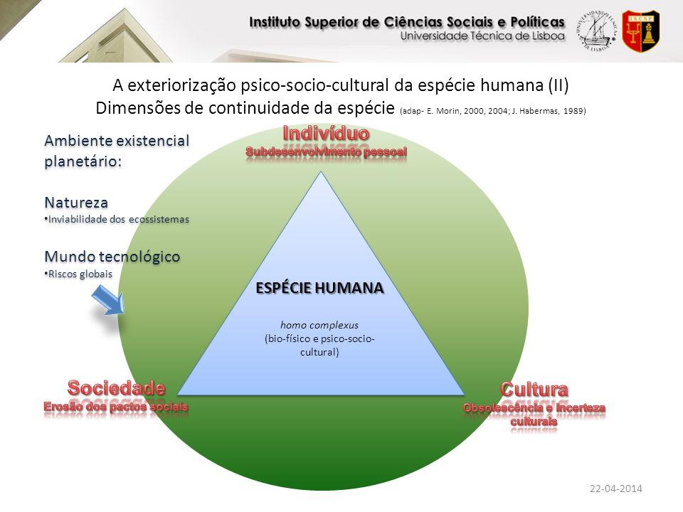 Indivíduo Sociedade Cultura