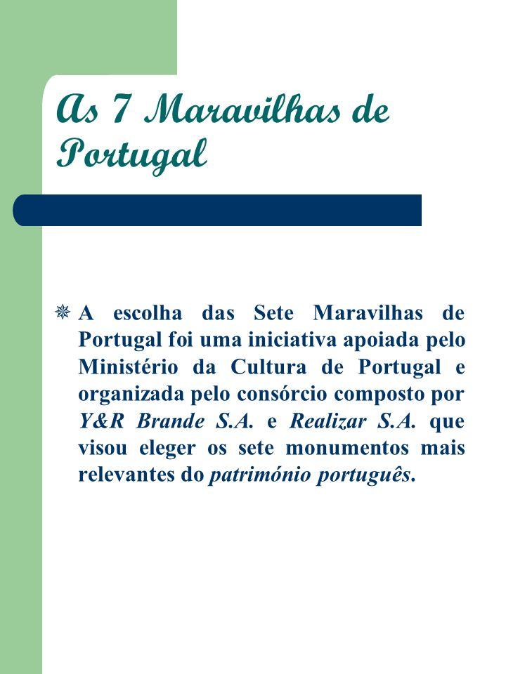 As 7 Maravilhas de Portugal