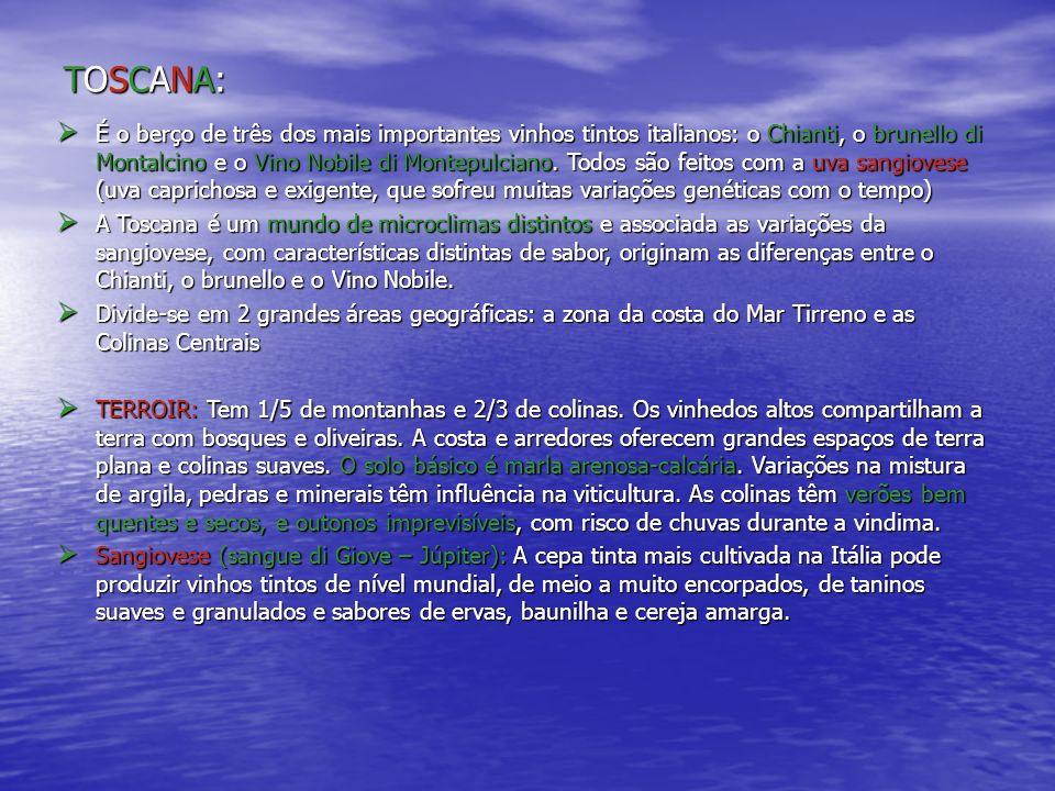 TOSCANA: