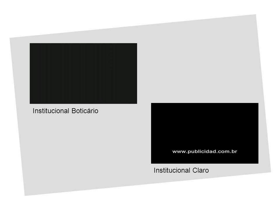 Institucional Boticário