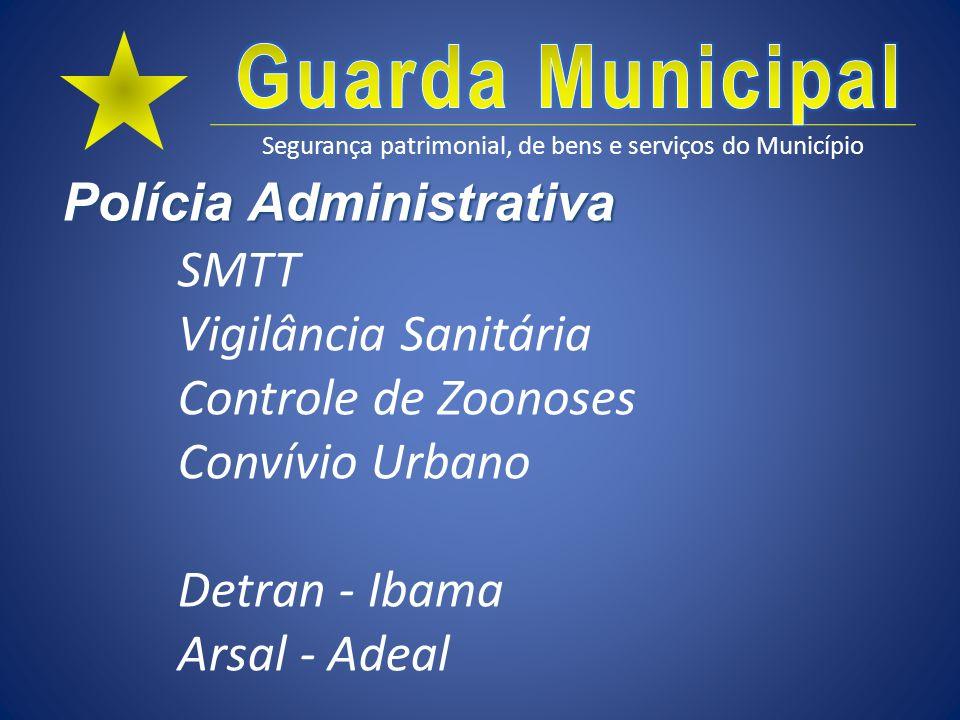 Polícia Administrativa