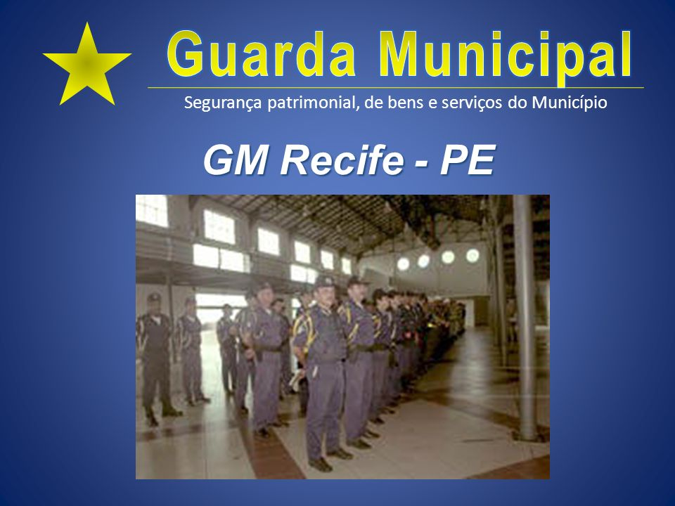 GM Recife - PE