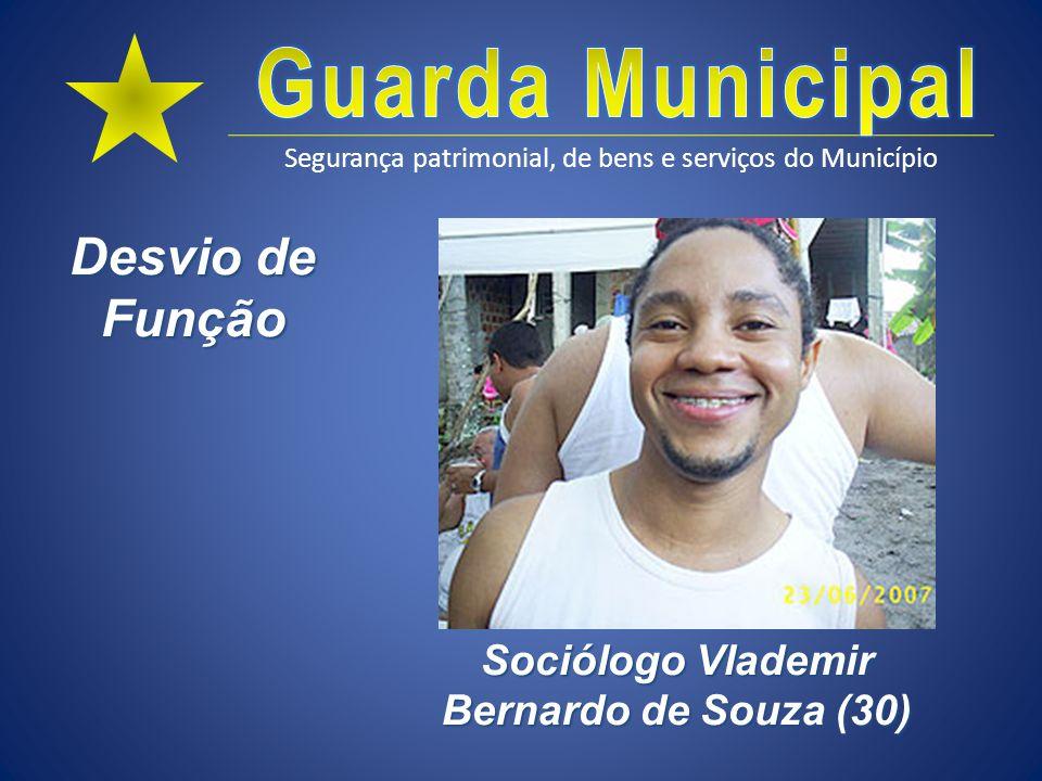 Sociólogo Vlademir Bernardo de Souza (30)
