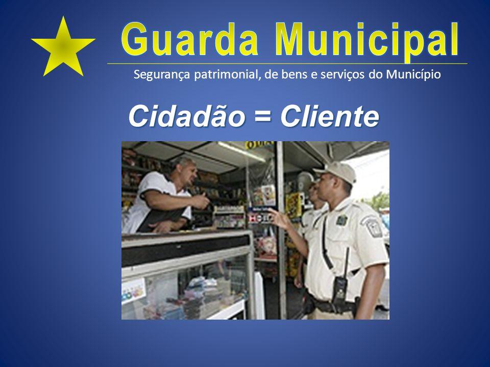 Cidadão = Cliente