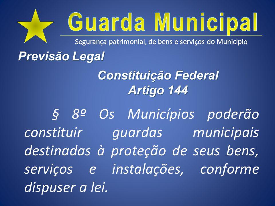 Constituição Federal Artigo 144