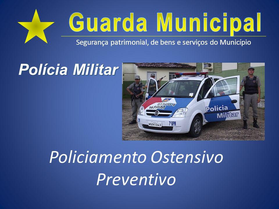 Policiamento Ostensivo