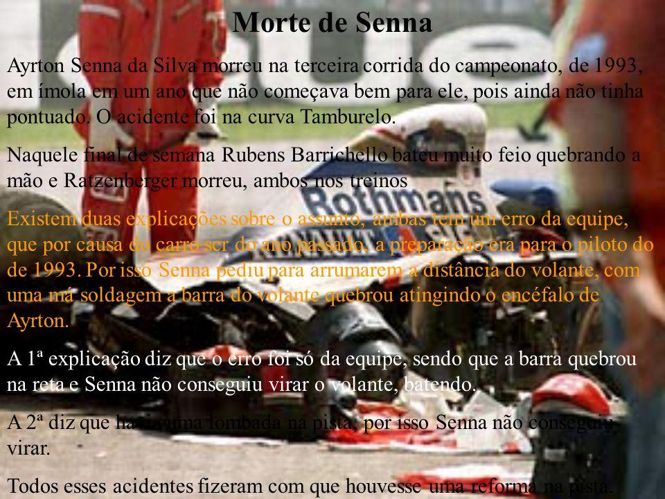 Morte de Senna