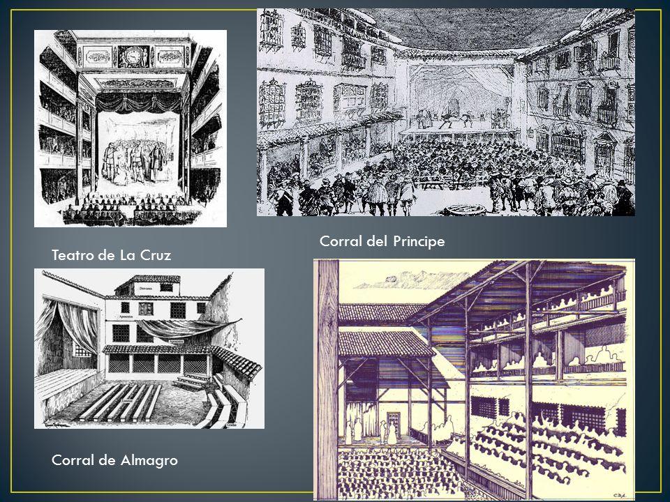 Corral del Principe Teatro de La Cruz Corral de Almagro