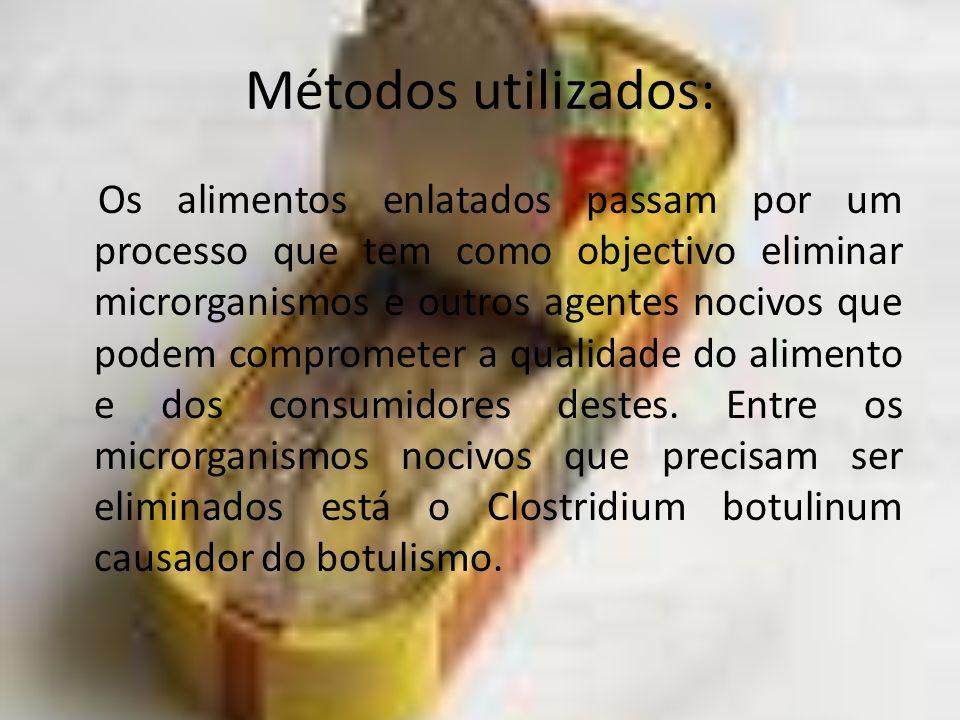 Métodos utilizados: