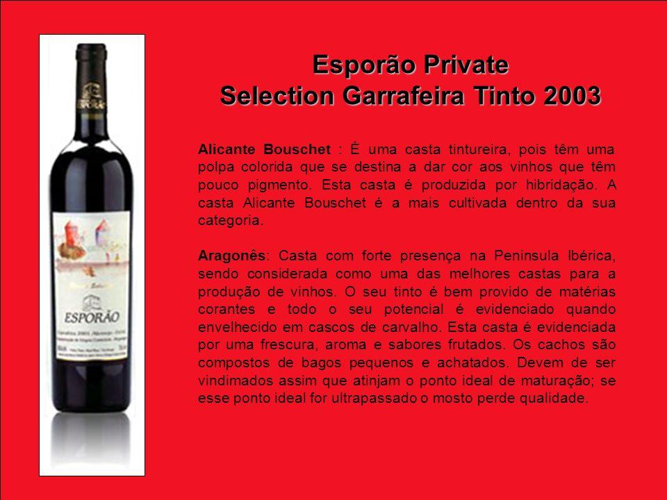 Selection Garrafeira Tinto 2003