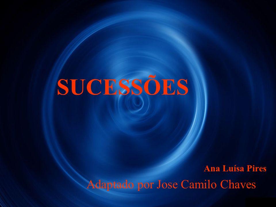 Ana Luísa Pires Adaptado por Jose Camilo Chaves