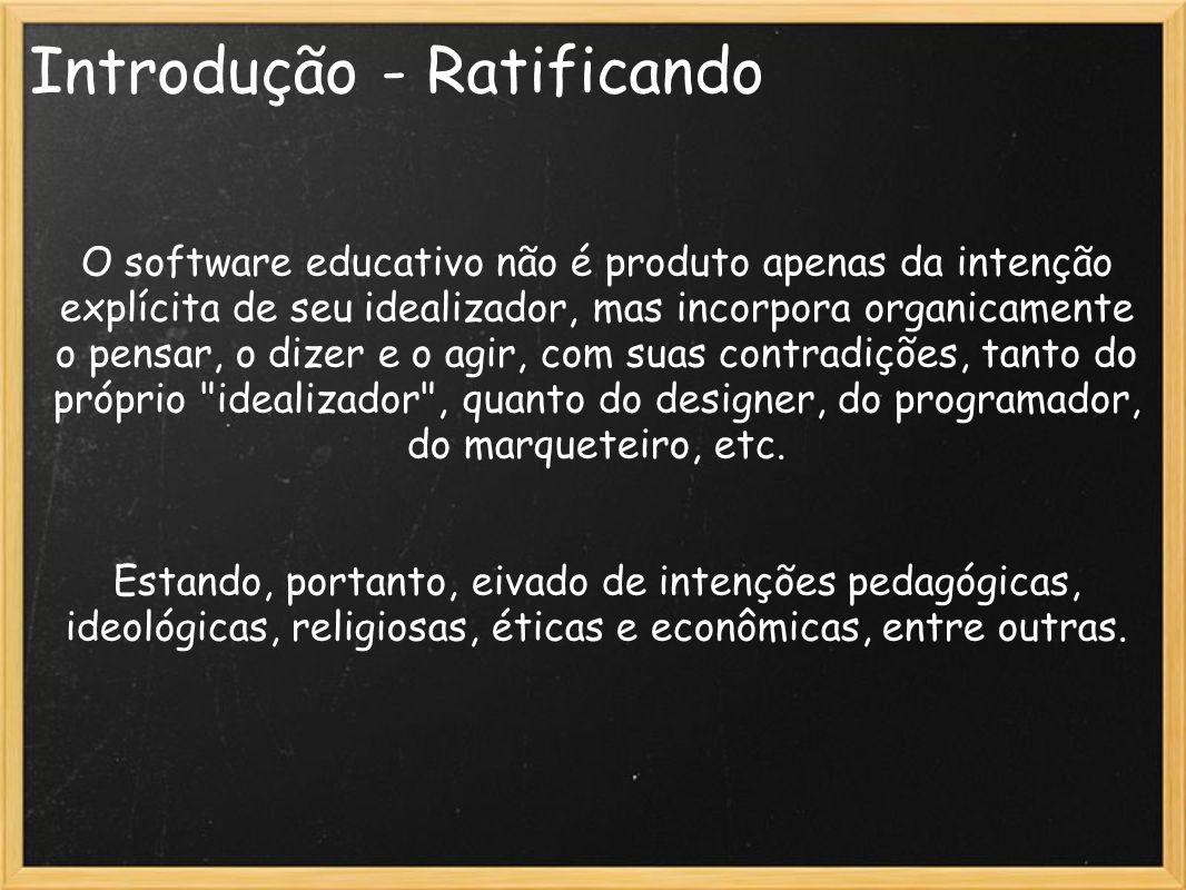Introdução - Ratificando