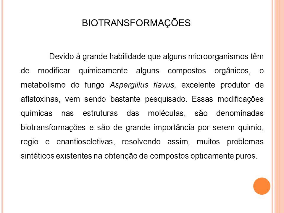 BIOTRANSFORMAÇÕES