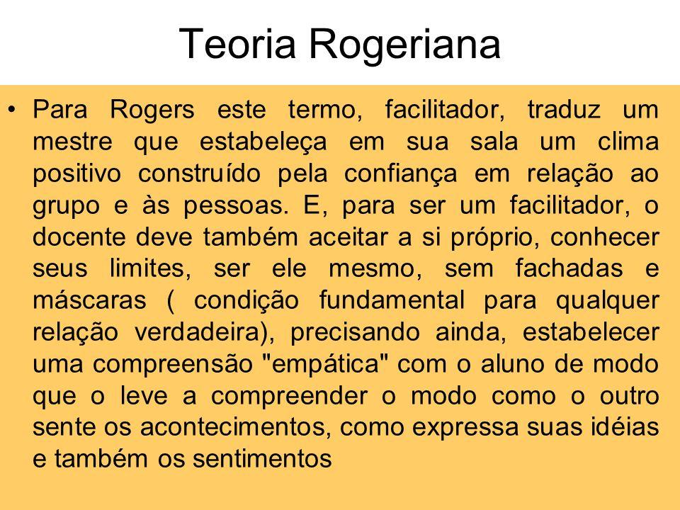 Teoria Rogeriana