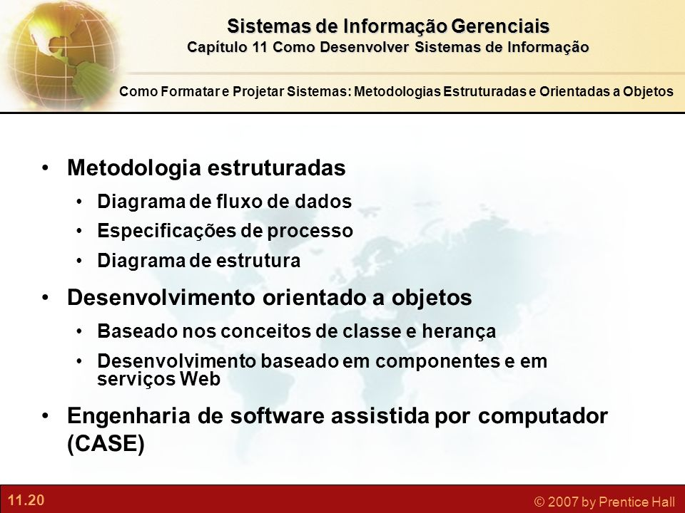 Metodologia estruturadas