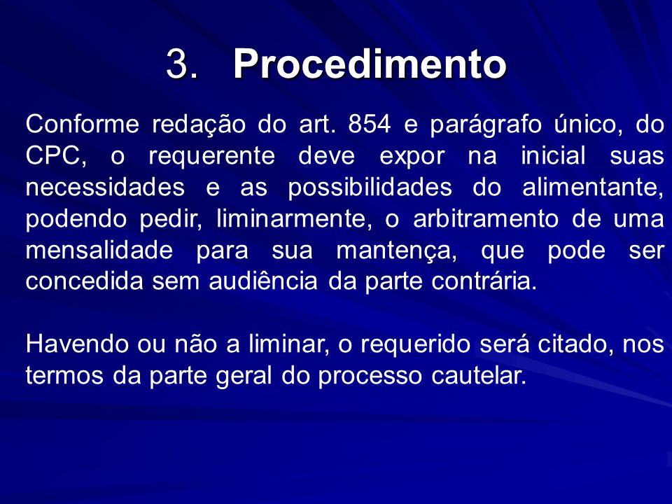 3. Procedimento