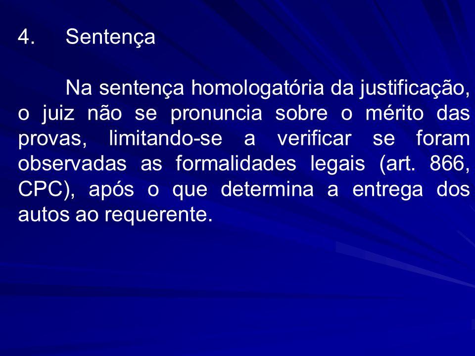 4. Sentença