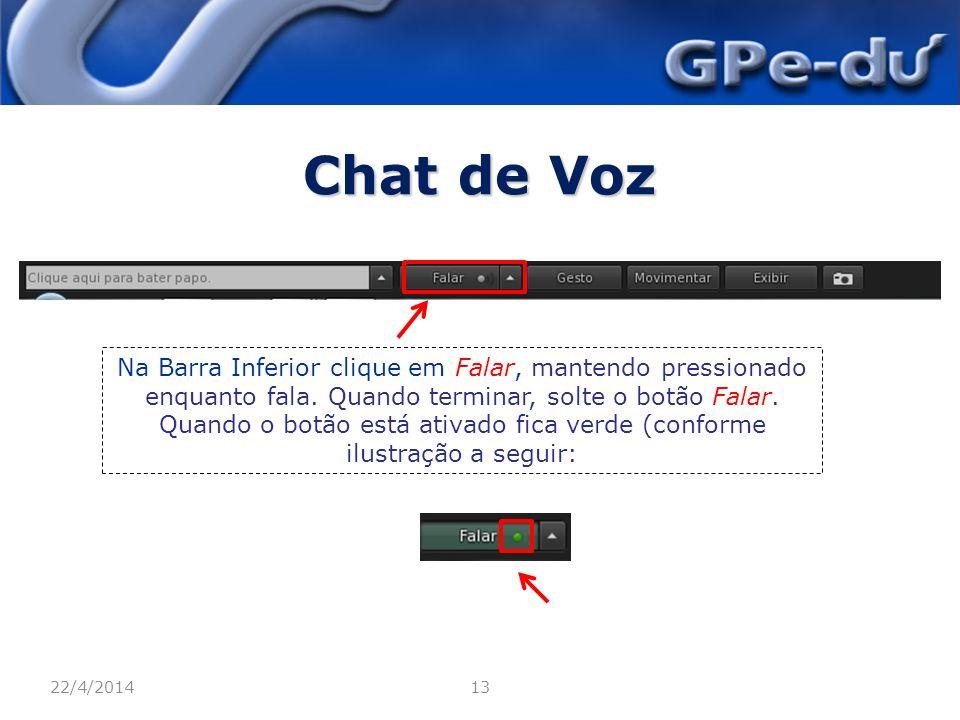 Chat de Voz