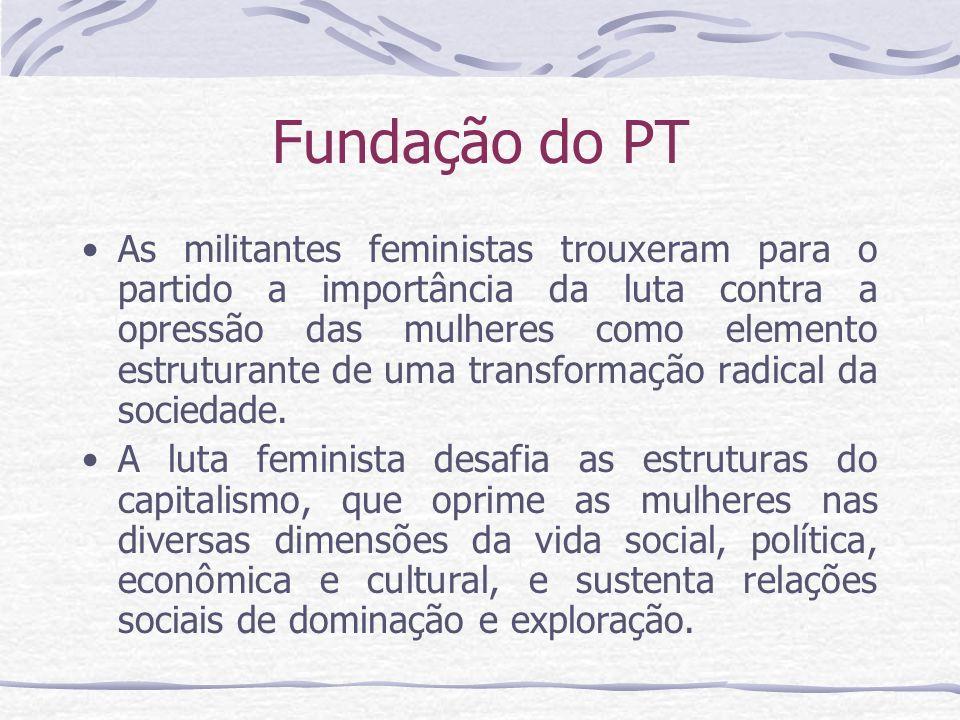 Fundação do PT