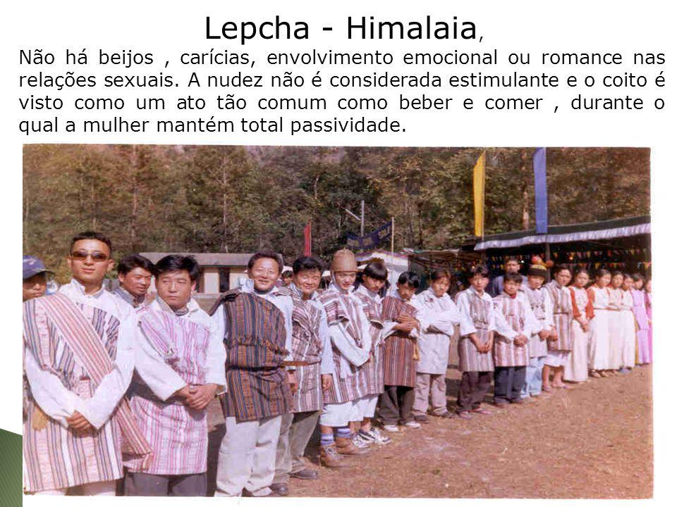 Lepcha - Himalaia,