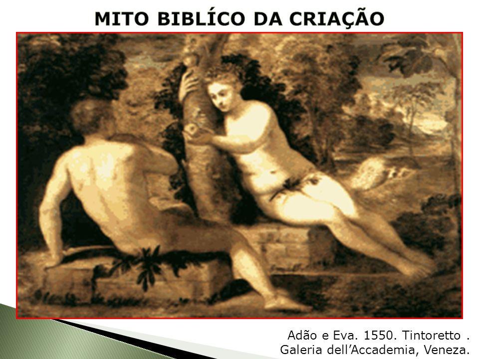 MITO BIBLÍCO DA CRIAÇÃO