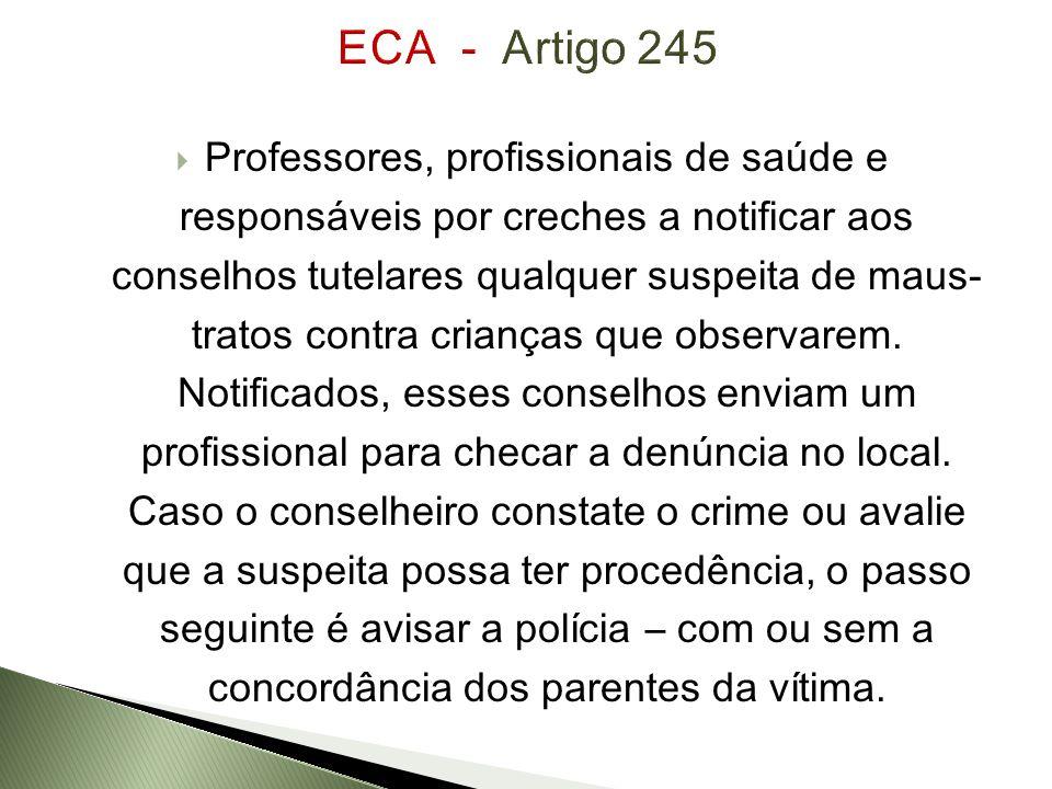 ECA - Artigo 245