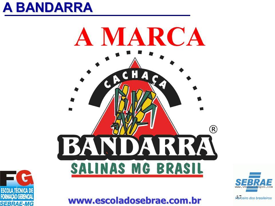 A BANDARRA A MARCA