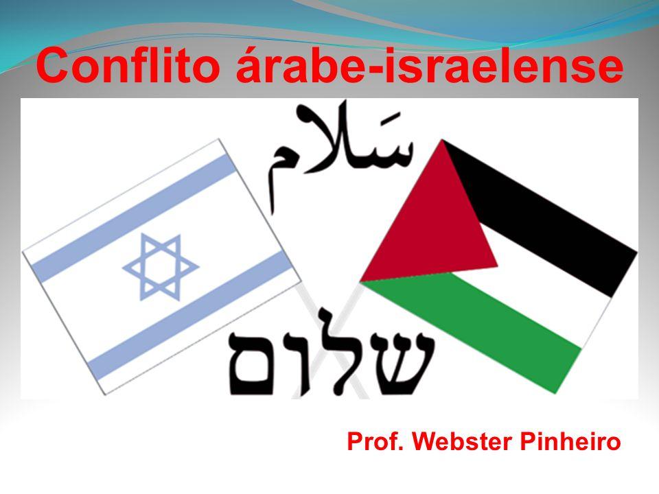 Conflito árabe-israelense