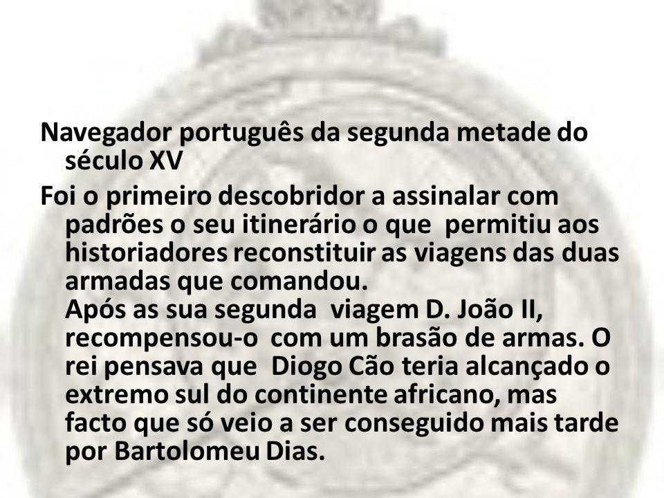 Navegador português da segunda metade do século XV