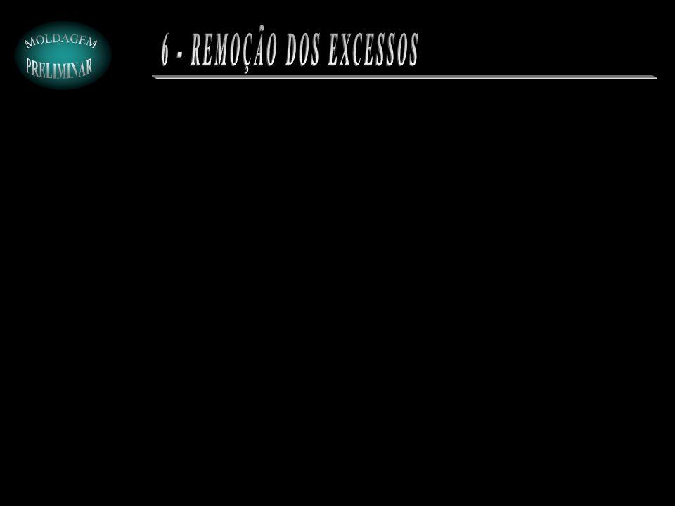 6 - REMOÇÃO DOS EXCESSOS