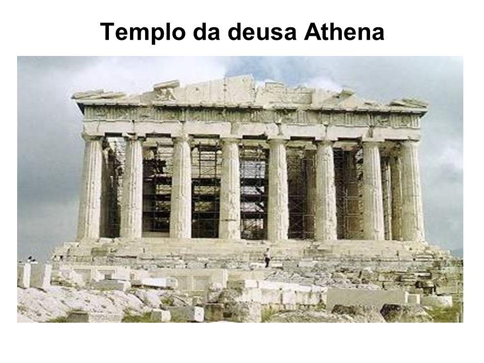 Templo da deusa Athena