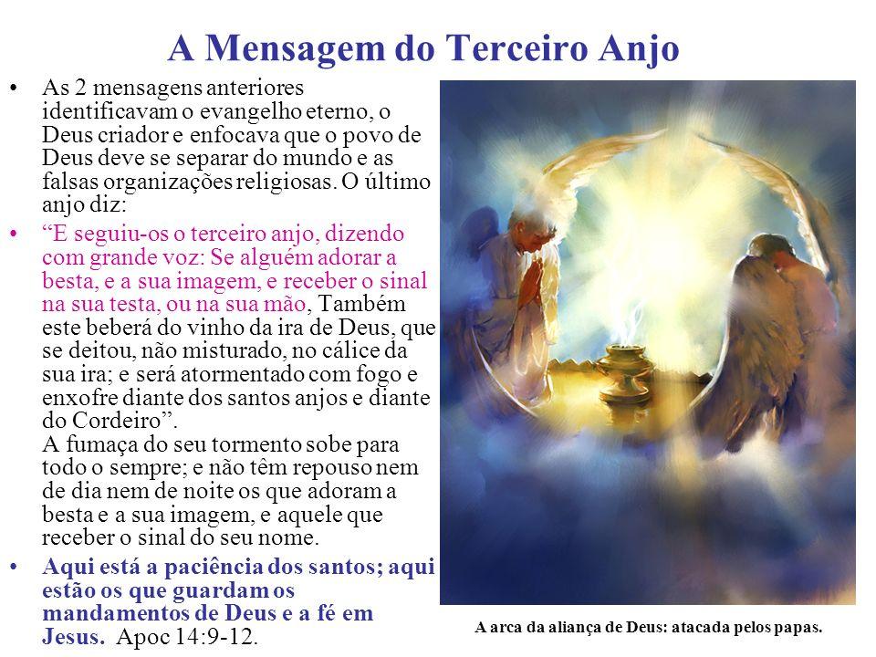 A Mensagem do Terceiro Anjo