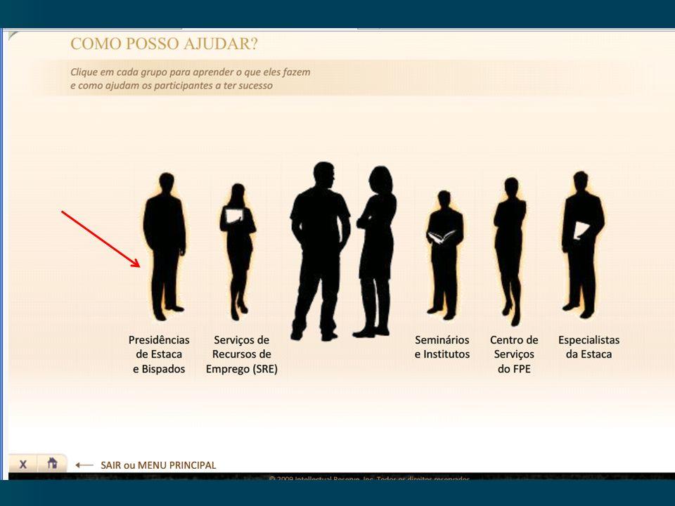 Este slide explica os responsibilities para os leaders do Sacerdócio.