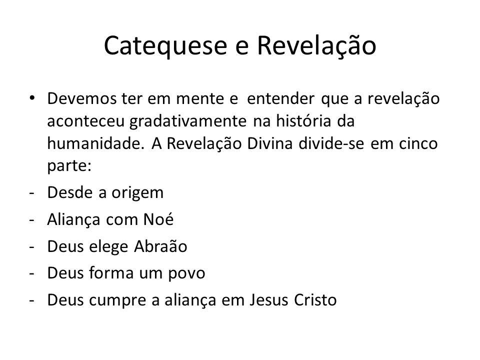 Catequese e Revelação