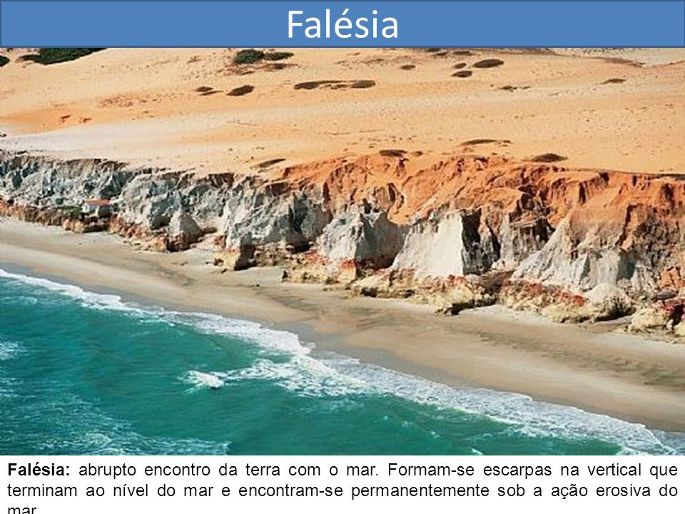 Falésia
