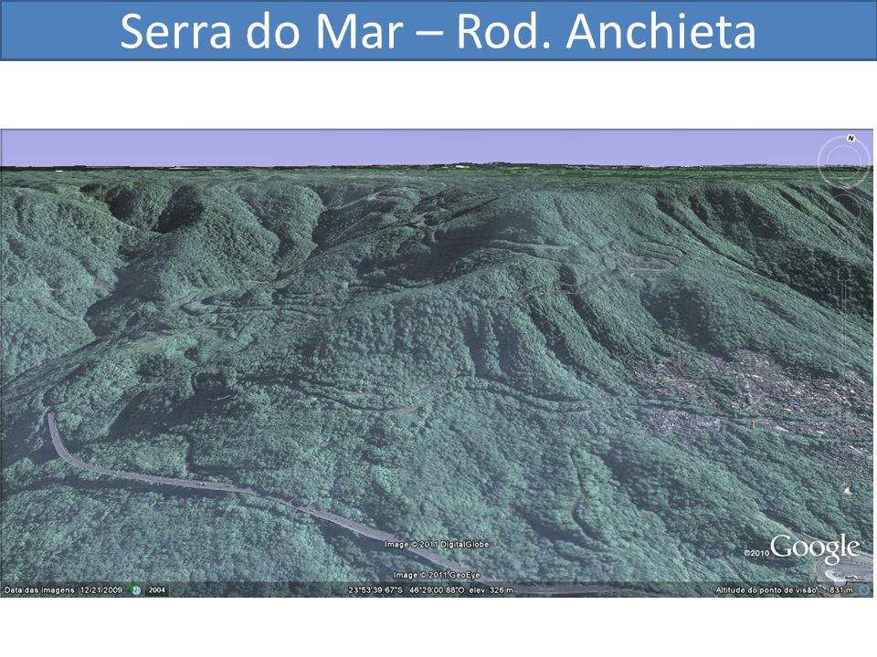 Serra do Mar – Rod. Anchieta