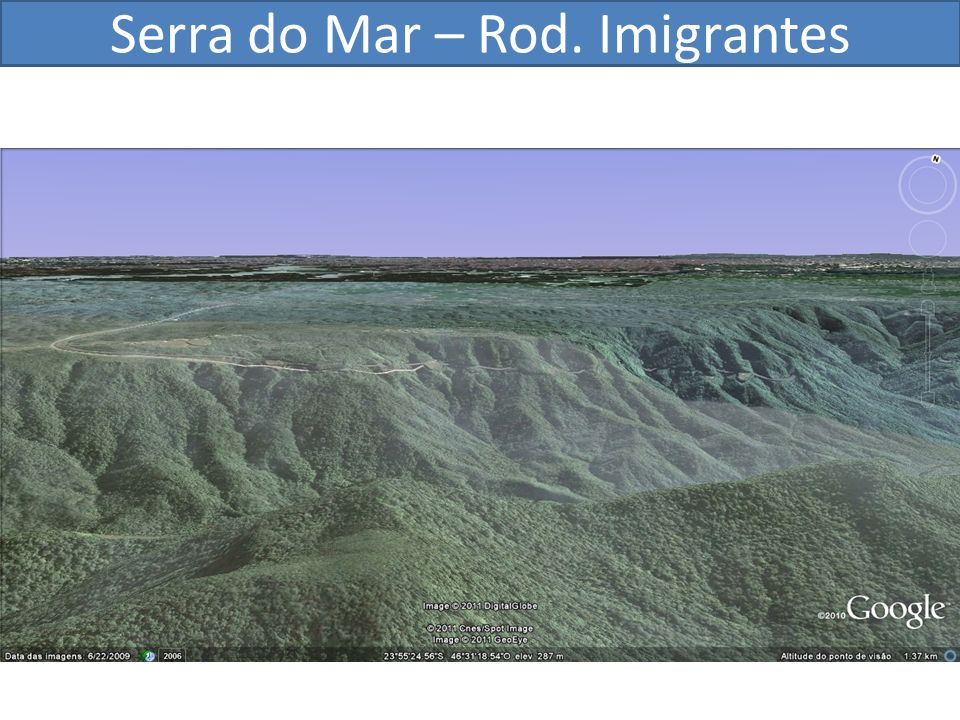 Serra do Mar – Rod. Imigrantes