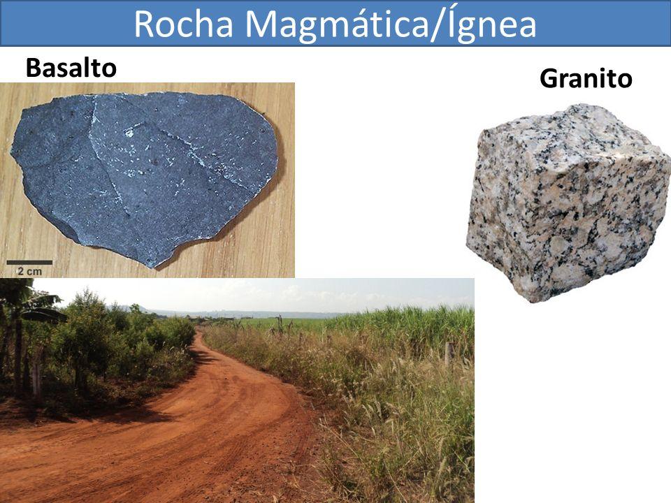 Rocha Magmática/Ígnea
